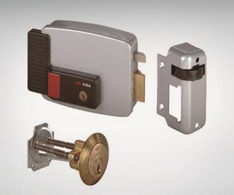 Электромеханический замок CISA 11630.60 для любых типов дверей